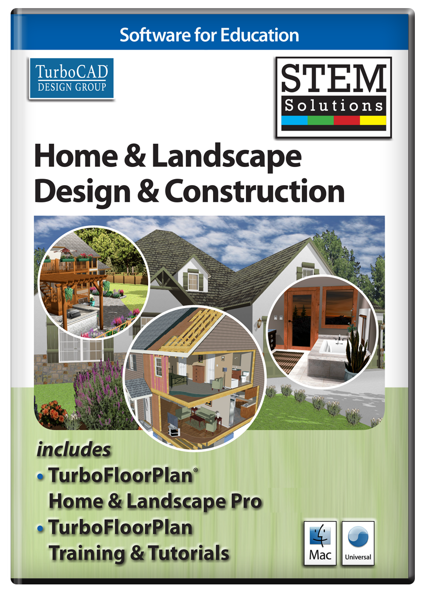 Home And Landscape Design Construction For Mac