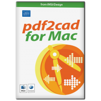 pdf2cad Mac v11 Thumbnail