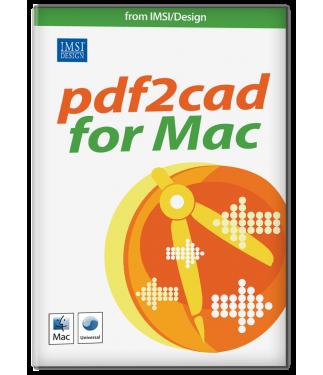 PDF2Cad V11 Mac