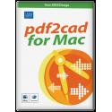 pdf2CAD Mac V11