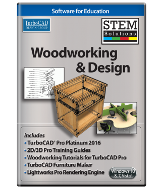 Woodworking and Design STEM