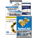 TurboCAD Deluxe Anniversary Bundle