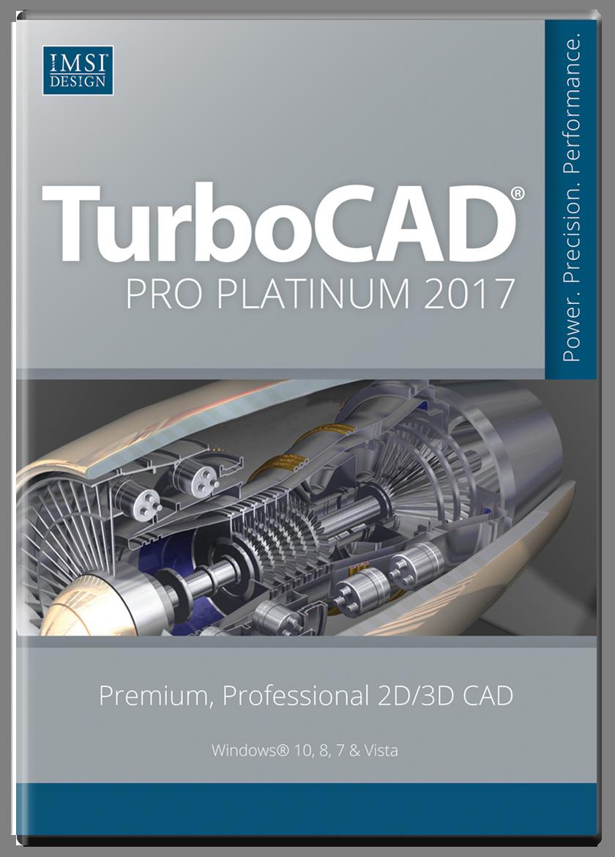 Imsi turbocad pro platinum 17.0 portable