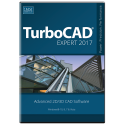 TurboCAD Expert 2017 Upgrade from Deluxe 17+ or LTE 3+