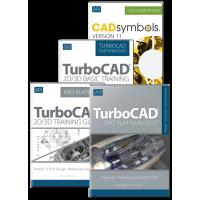 TurboCAD Pro Platinum 2017 Upgrade Bundle... Thumbnail