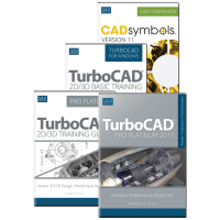 TurboCAD Pro Platinum 2017 Bundle Thumbnail