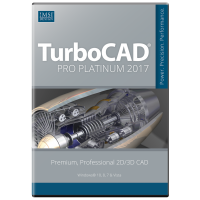 TurboCAD Pro Platinum Annual Subscription Thumbnail