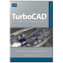 TurboCAD Pro Platinum Annual Subscription