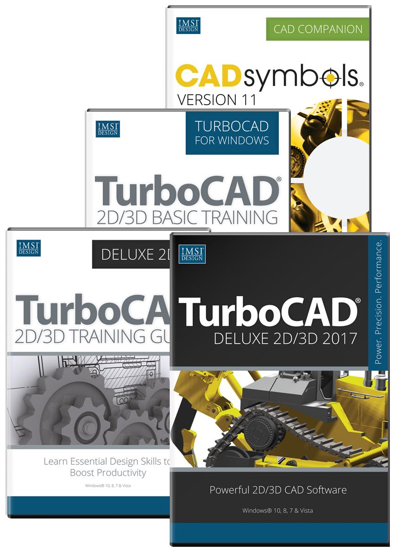 Turbocad deluxe 2017 upgrade bundle buycottarizona
