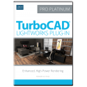 LightWorks Plug-in for TurboCAD Pro Platinum 2017