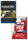 TurboCAD Deluxe 2017 and TurboPDF v2 Bundle Thumbnail