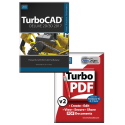 TurboCAD Deluxe 2017 and TurboPDF v2 Bundle