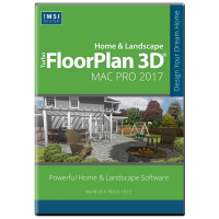 TurboFloorPlan Home & Landscape Pro 2017 Mac Thumbnail