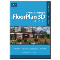 TurboFloorPlan Home and Landscape Pro 2017 Thumbnail