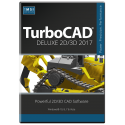 TurboCAD Deluxe 2017 Upgrade from Deluxe 19 - 21