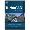 TurboCAD Expert 2017 Upgrade from LTE Pro any version