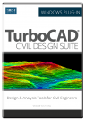 Civil Design Suite for TurboCAD 2018 Thumbnail