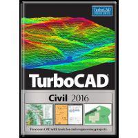 TurboCAD Civil 2016 Thumbnail