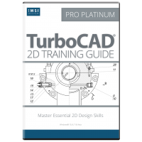 2D Training Guide for TurboCAD Pro Thumbnail