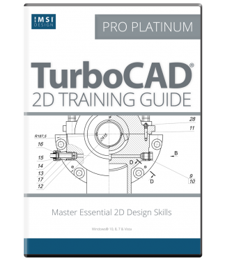 2D Training for TurboCAD Pro