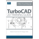 2D Training Guide for TurboCAD Pro