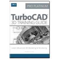3D Training Guide for TurboCAD Pro... Thumbnail