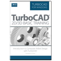 TurboCAD 2D/3D Basic Training Thumbnail
