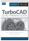 2D/3D Training Guide Bundle for TurboCAD... Thumbnail