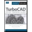 2D/3D Training Guide Bundle for TurboCAD 2017 (Deluxe & Expert)