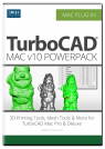 TurboCAD Mac v10 PowerPack Thumbnail