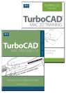 TurboCAD Mac Designer 2D v10 and Training... Thumbnail
