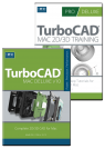 TurboCAD Mac Deluxe v10 and Training Bundle Thumbnail