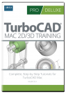 TurboCAD Mac 2D/3D Training Guides Thumbnail