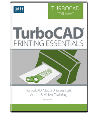 Turbocad Mac Printing Essentials