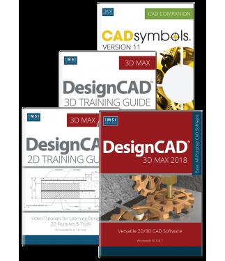 DesignCAD 3D Max 2018 Bundle