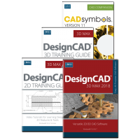 DesignCAD 3D Max 2018 Upgrade Bundle Thumbnail