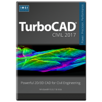 TurboCAD Civil 2017 Thumbnail