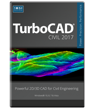 Turbocad Civil 2017 Trial