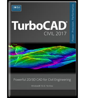 Turbocad Civil 2017 Trial