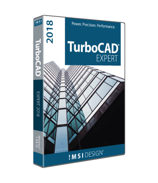TurboCAD Expert 2018 Upgrade from TurboCAD Expert