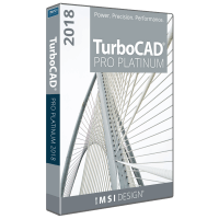 TurboCAD Pro Platinum 2018 Annual... Thumbnail