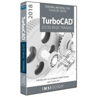 TurboCAD 2018 2D/3D Basic Training Thumbnail