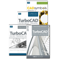 TurboCAD Pro Platinum 2018 Bundle Thumbnail