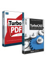 TurboCAD Deluxe 2018 and TurboPDF v3 Bundle Thumbnail