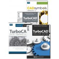 TurboCAD Deluxe 2018 Upgrade Bundle Thumbnail