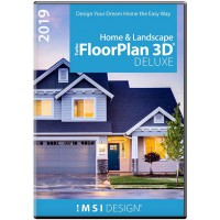 TurboFloorPlan Home and Landscape Deluxe 2019 Thumbnail