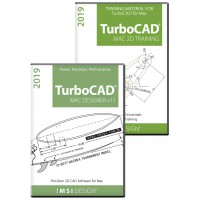 TurboCAD Mac Designer 2D v11 and Training... Thumbnail