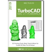 TurboCAD Mac v11 PowerPack Thumbnail