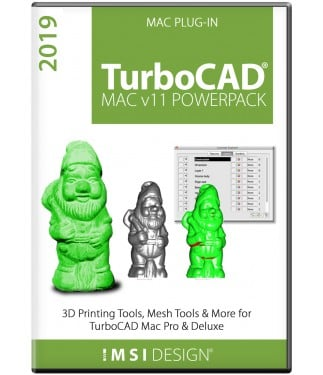 TurboCAD Mac v11 PowerPack