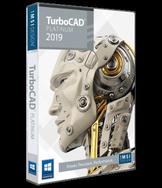 TurboCAD 2019 Platinum